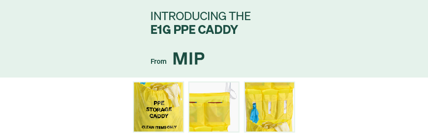 Introducing - E1G PPE Caddy - by MIP