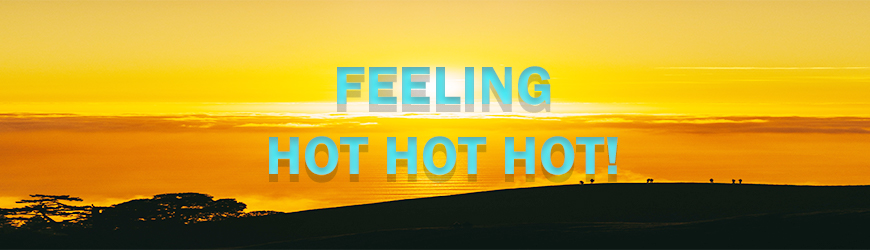 HUBSPOT feeling hot hot hot