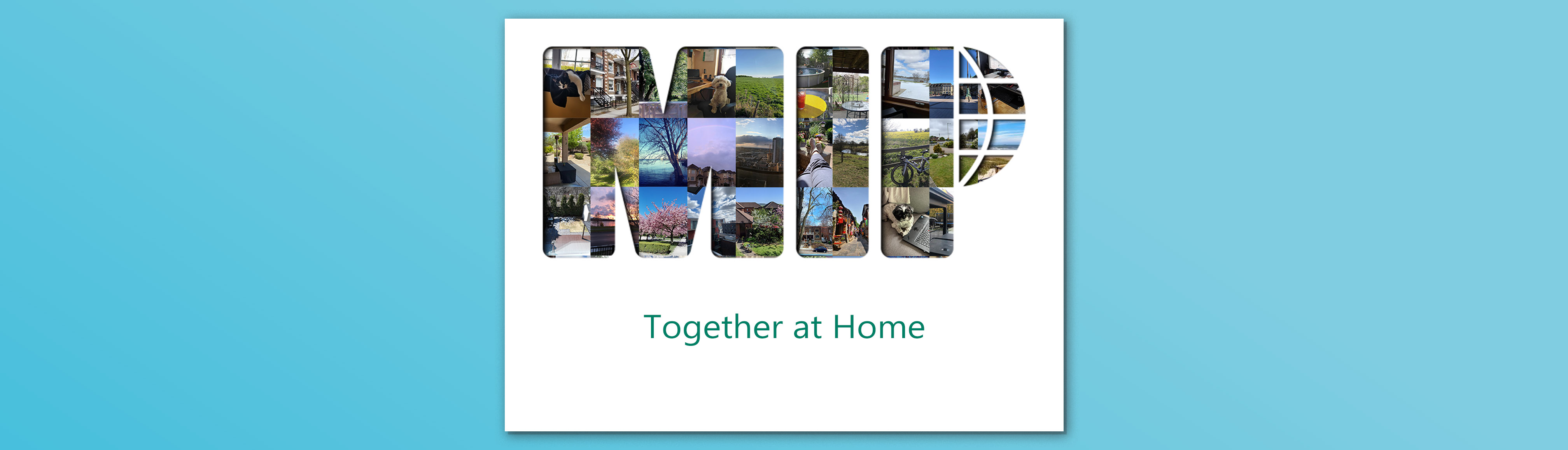 Together @ Home Banner