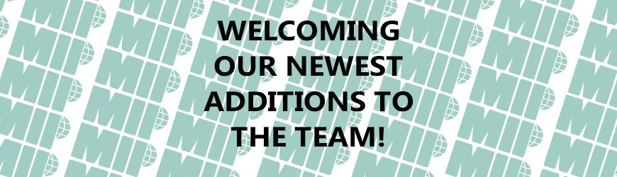 Welcome New Team-1